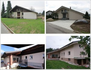 po dolgem samevanju je hiša z novimi lastniki zaživela
